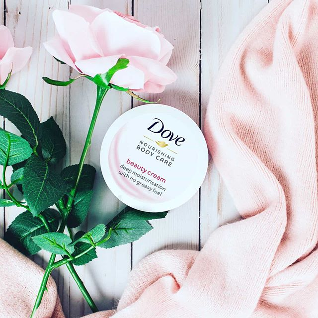 This Valentine's Day - Self Care with Dove Nourishing Body Care