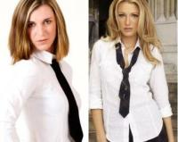 Women can look hot in ties too