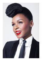 Women can look hot in ties too - Janelle Monae