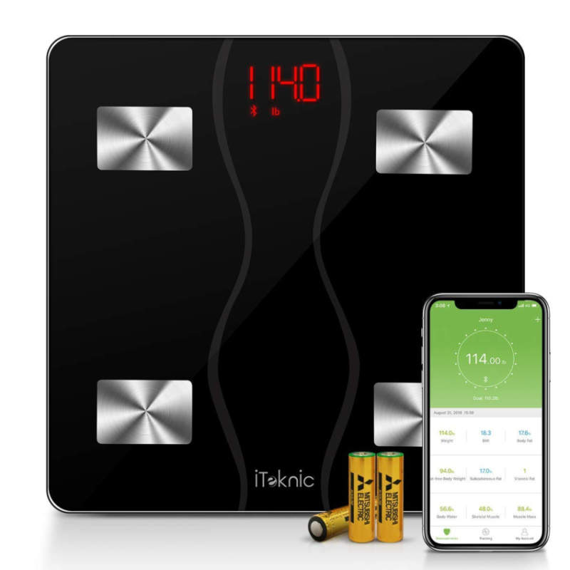 iTeknic Bluetooth Smart Scale