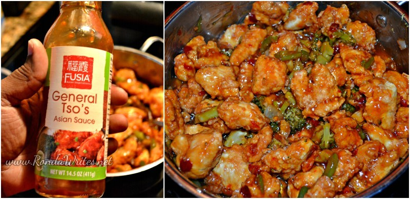 General Tso's Chicken at Home - RondaWrites.net