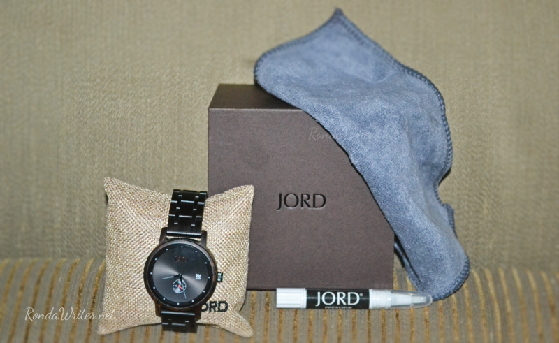 JORD Wooden Wrist Watches Review and Giveaway Offer