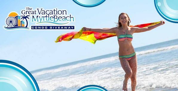 Great Myrtle Beach Condo Giveaway Contest