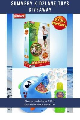 Summery Kidzlane Toys Giveaway - Ends 8/2