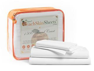 Original PeachSkinSheets Happy Holidays Giveaway Ends 12/13