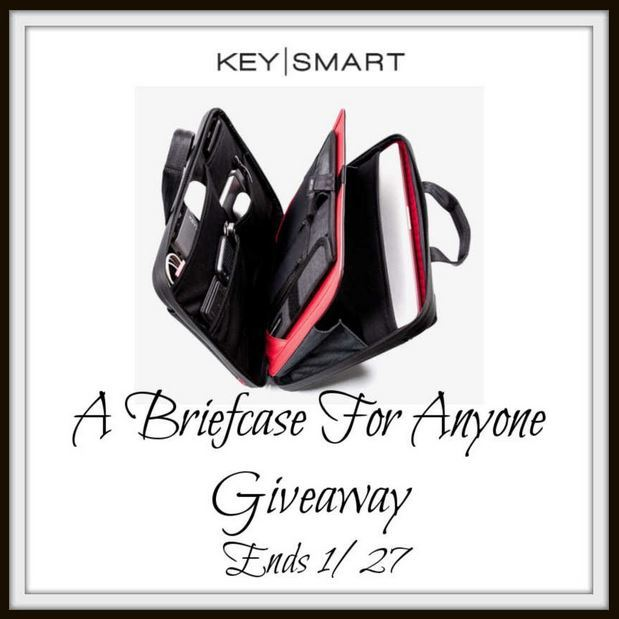 A Briefcase For Anyone Giveaway